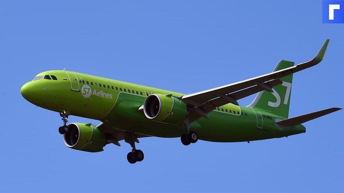 S7 Airlines отменила полеты в Турцию до конца летнего сезона