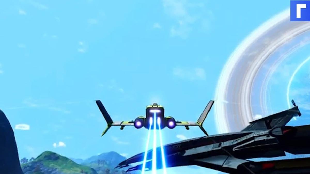 В No Man's Sky добавили корабль «Нормандия SR-1» из Mass Effect