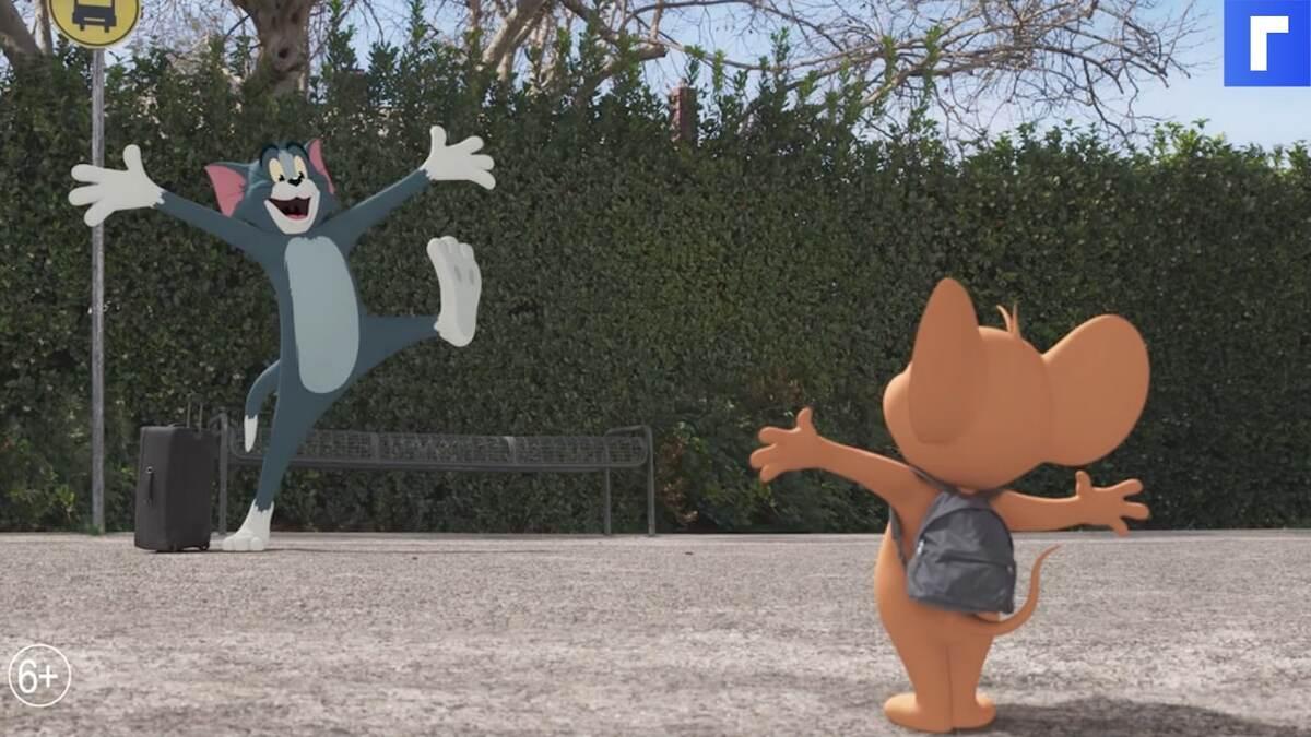 Лидером российского кинопроката стал фильм «Том и Джерри», заработавший 268 миллионов рублей