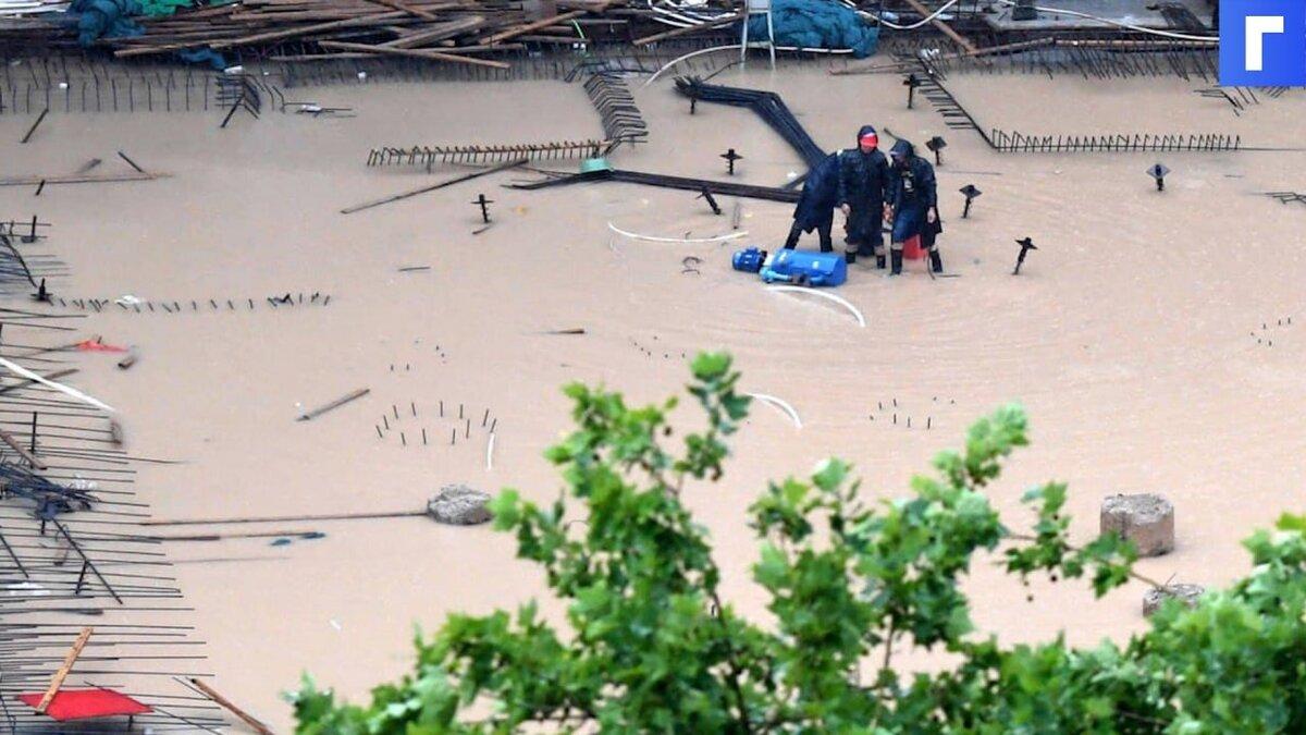 12 человек погибли при затоплении метро в Китае
