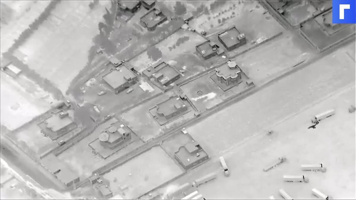 При ракетном ударе по американским военным в Сирии были повреждены два здания