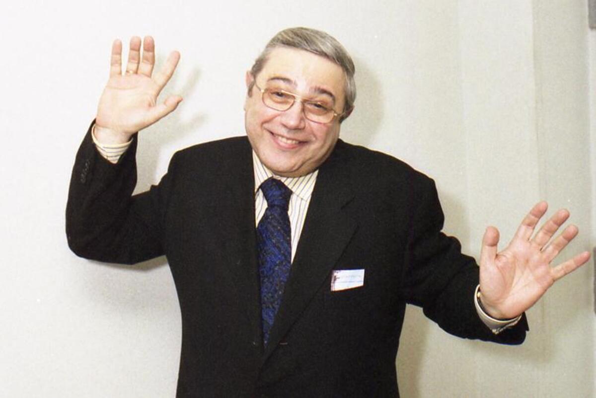 """""""Мы очень рады"""": 76-летний Петросян доволен, что стоит"""