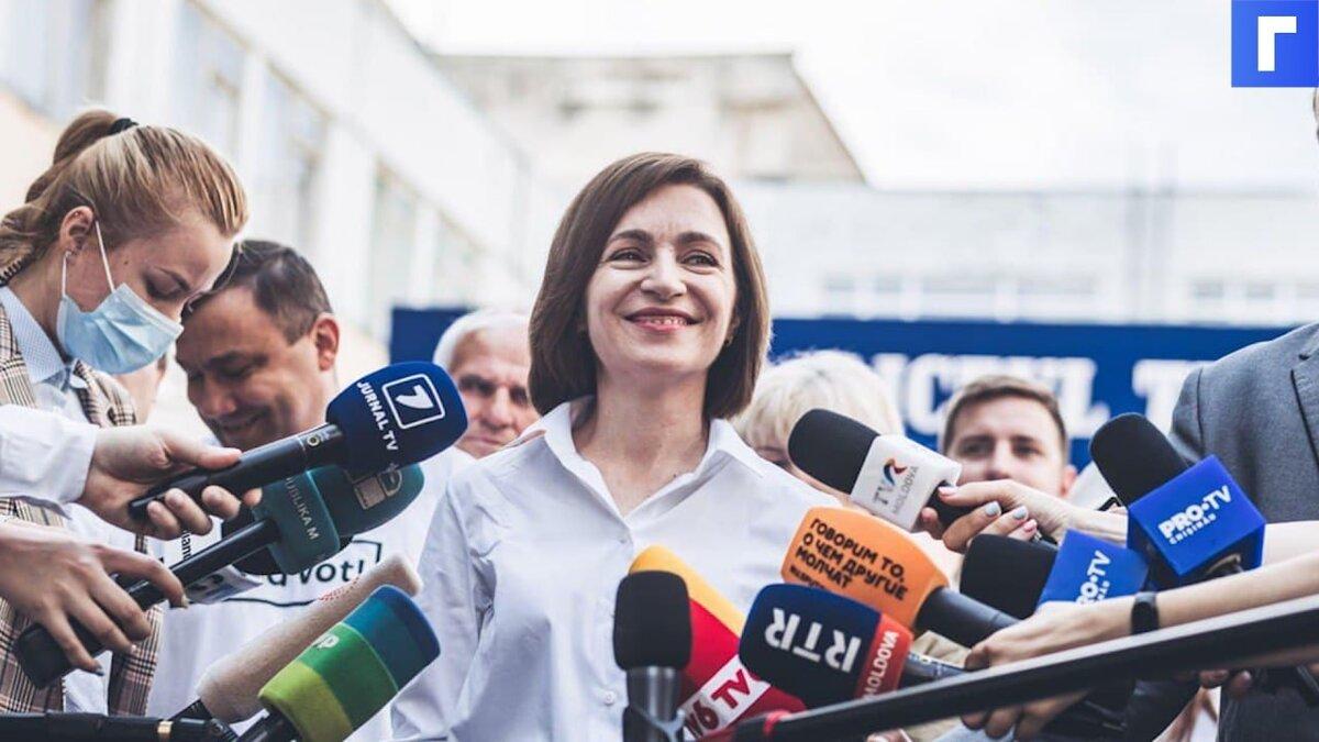 Партия президента Молдавии получает 52,53% голосов после обработки 99,58% протоколов