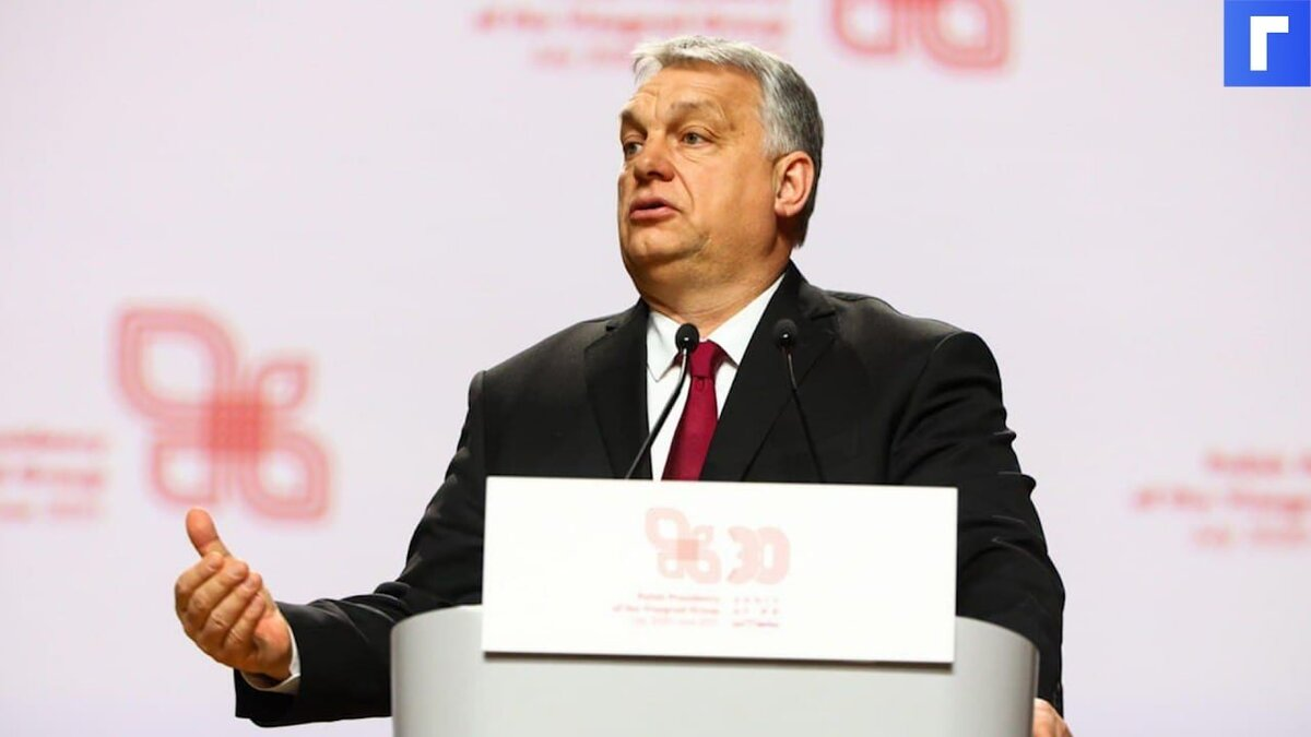 Премьер Венгрии пообещал отменить масочный режим