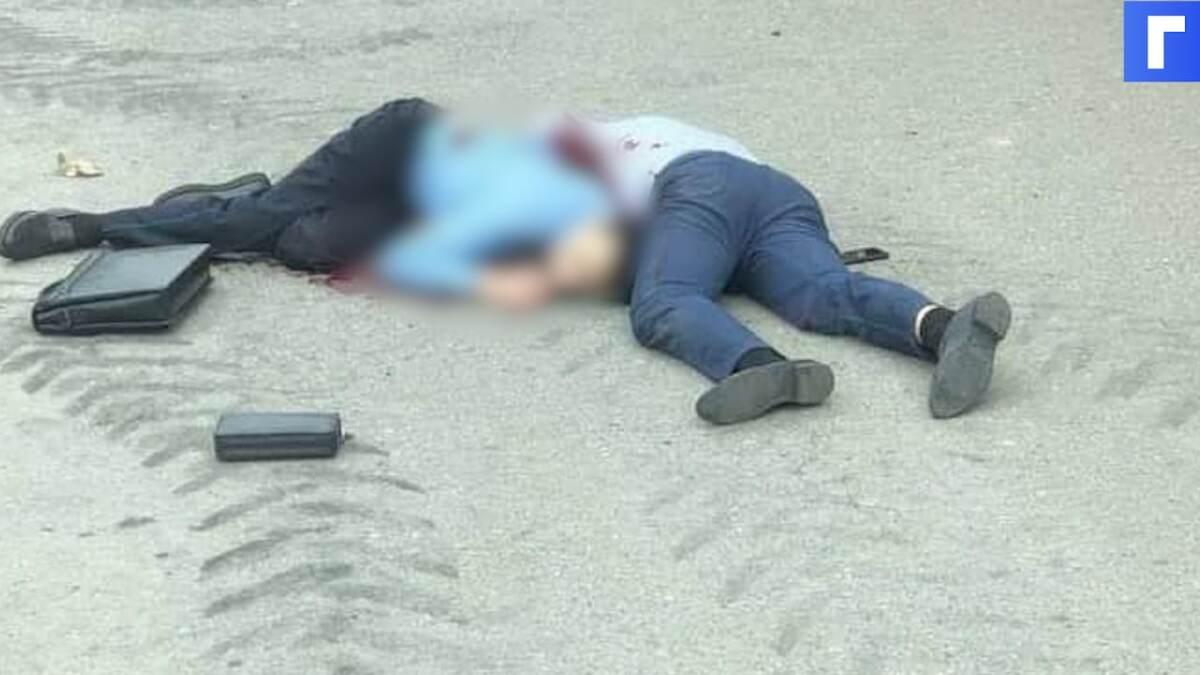 В Адлере задержали мужчину, застрелившего приставов