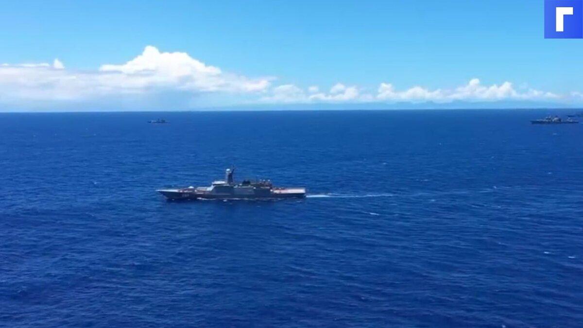 МИД заявил послу Великобритании протест из-за инцидента с эсминцем