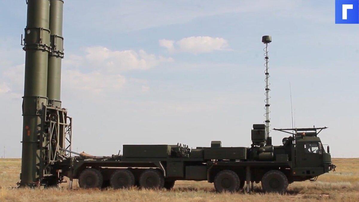 В России испытали новейшую ЗРС С-500 «Прометей»