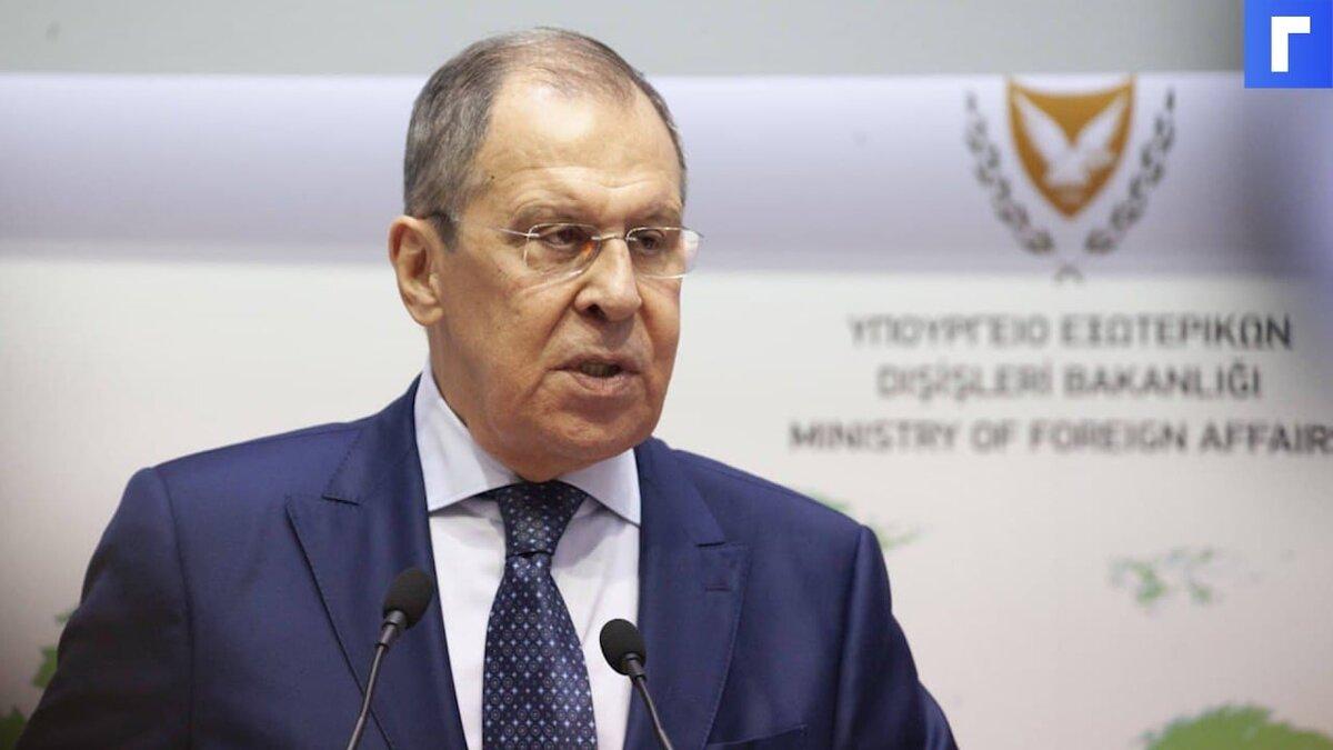 Лавров заявил о деградации ситуации в Афганистане