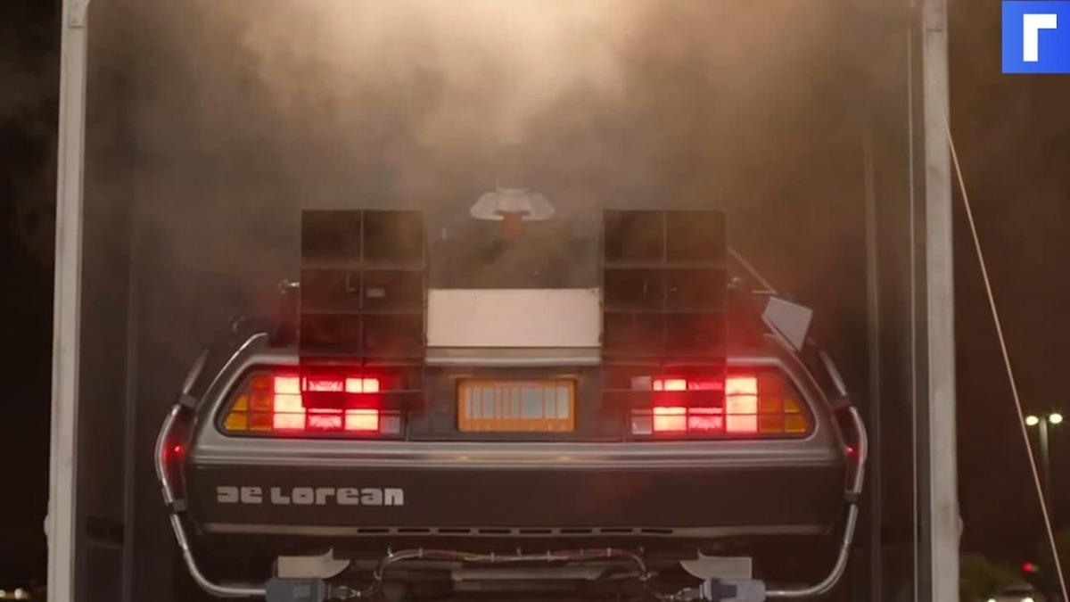 Опубликован тизер сериала о создании трилогии «Назад в будущее»