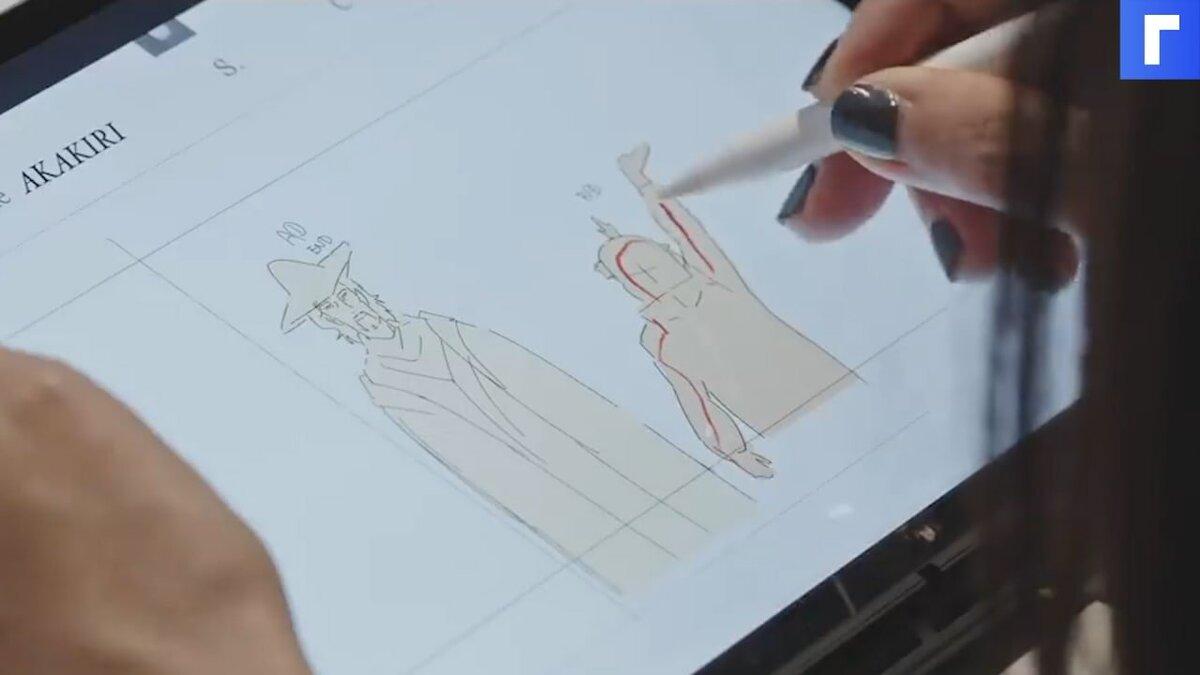 LucasFilm представил трейлер аниме-антологии «Звездные войны: Видения»