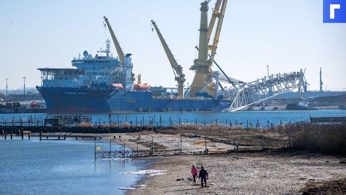 В Германии захотели ввести санкции против США из-за «Северного потока – 2»