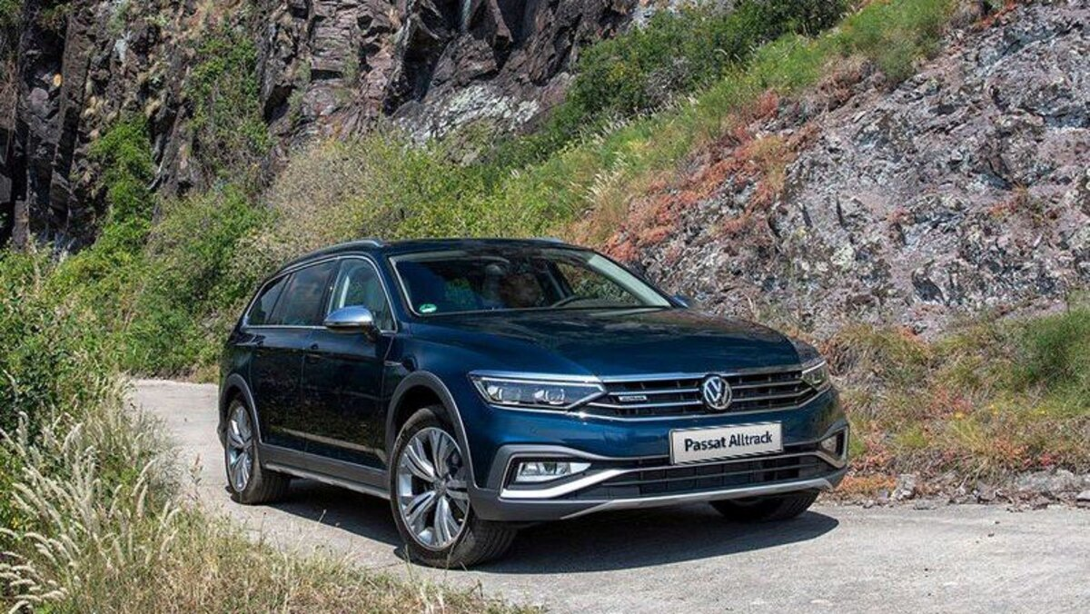 Объявлены цены на Volkswagen Passat Alltrack