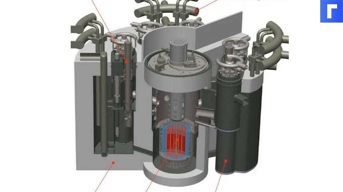 В Томской области запущено строительство атомного энергоблока БРЕСТ