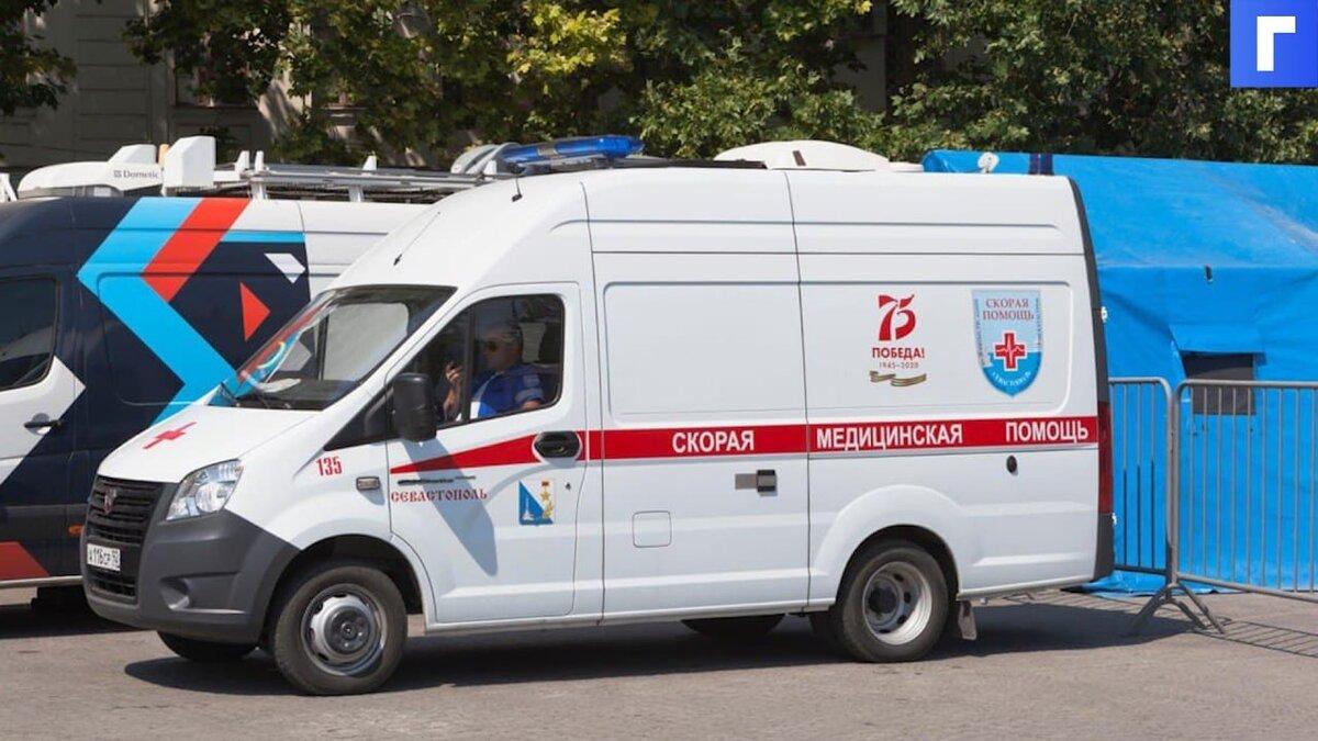 В Севастополе пожилой мужчина напал с ножом на сотрудников МЧС