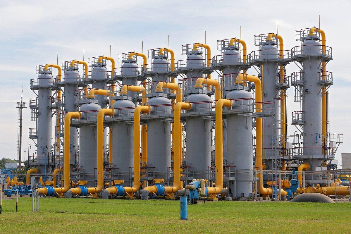 Цены на газ в Европе впервые взлетели до $1000 за тысячу кубометров