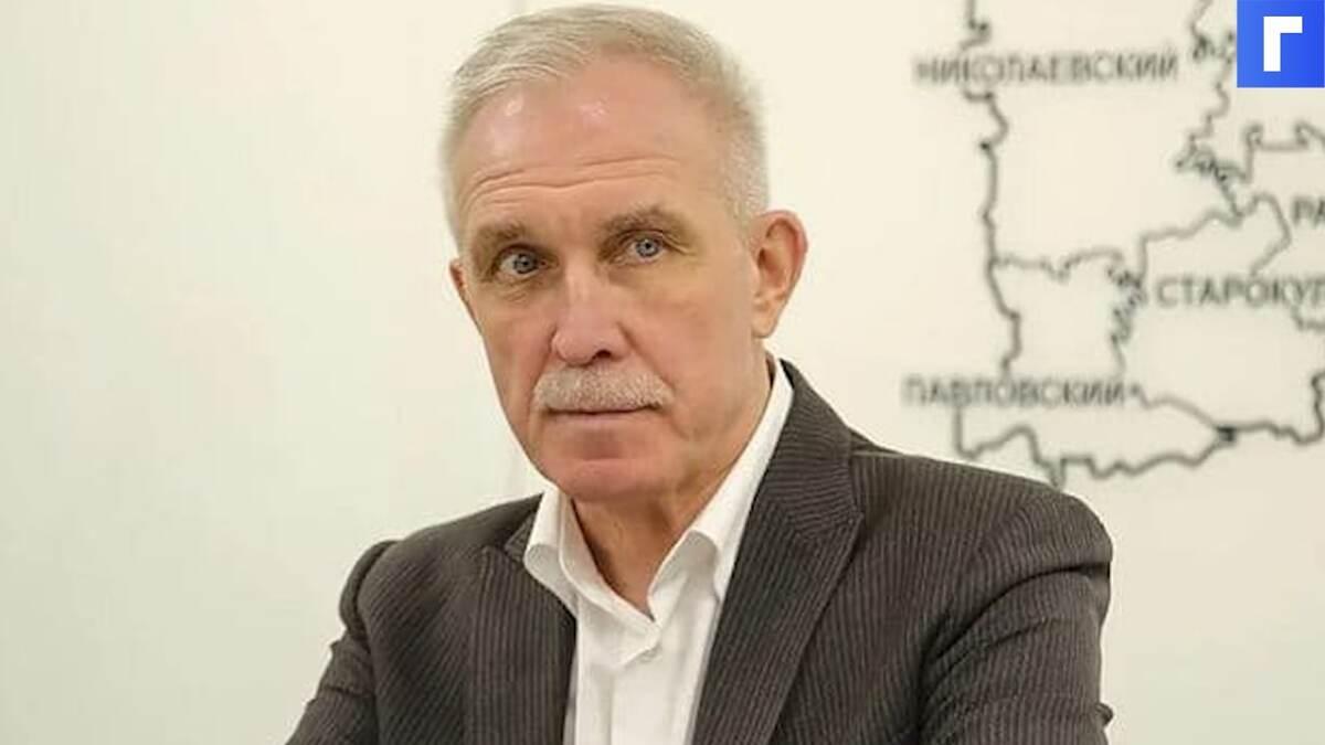 Губернатор Ульяновской области Сергей Морозов подал в отставку