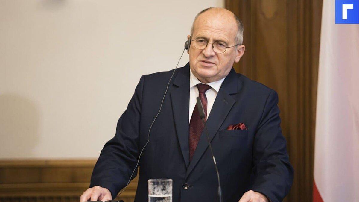 Глава МИД Польши отправляется со срочным визитом в Киев из-за ситуации на границах Украины