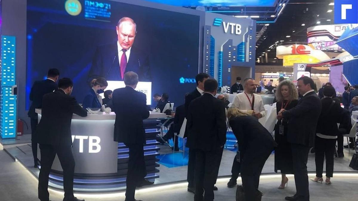 Россиян не будут заставлять вакцинироваться, заявил Путин