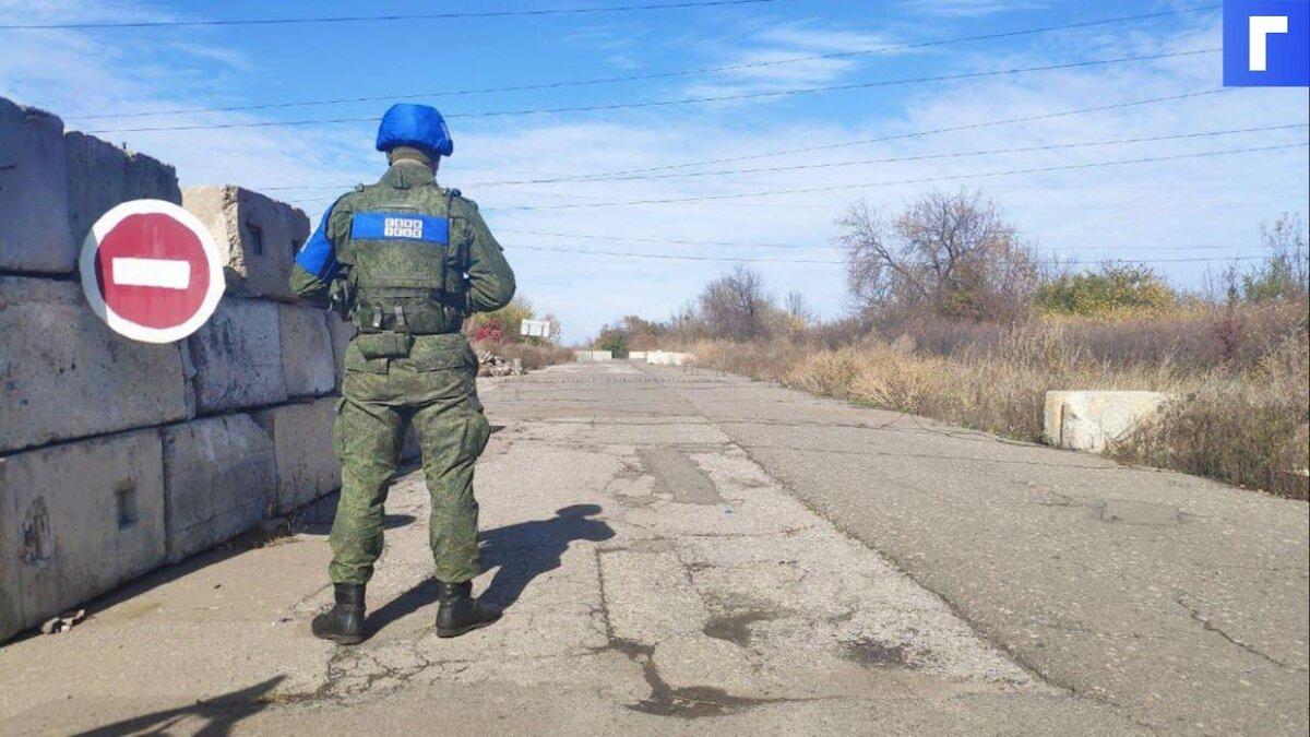 В ЛНР заявили о гибели ополченцев при нападении украинских диверсантов
