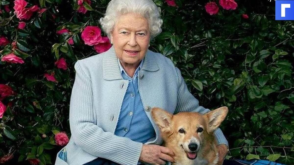 Королева Елизавета II впервые очно посетила мероприятие в 2021 году