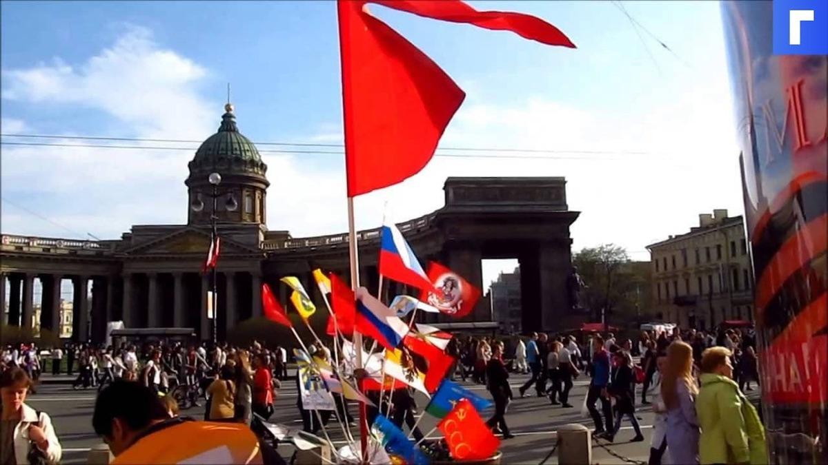 Власти Петербурга обсудят празднование 76-й годовщины победы в ВОВ