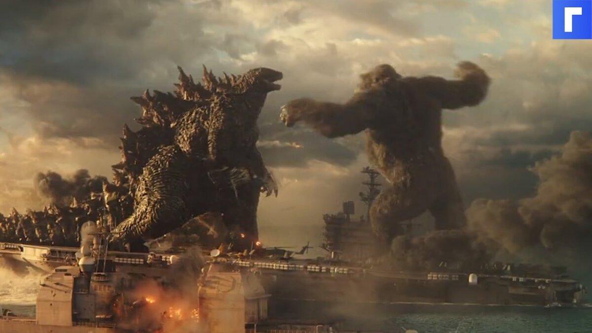 В первом трейлере «Годзиллы против Конга» показали эпичную битву титанов