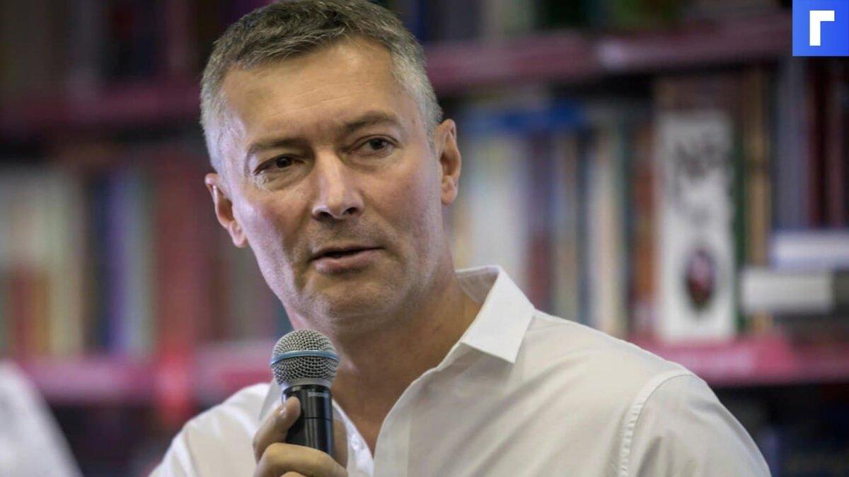 Бывший глава Екатеринбурга Ройзман отказался идти в Госдуму