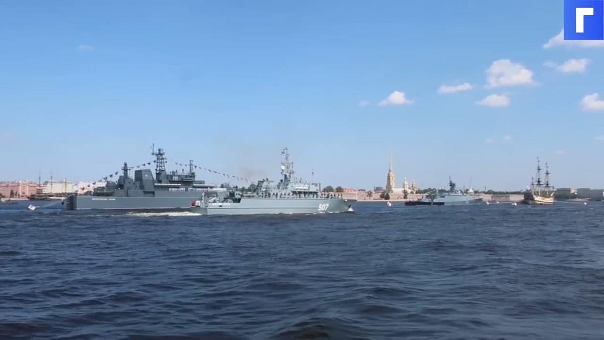 В Петербурге в День ВМФ закроют пляж Петропавловской крепости