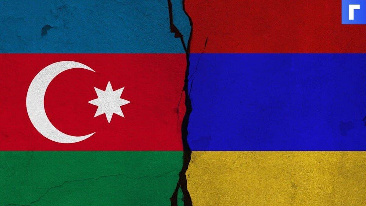 На границе с Азербайджаном взяли в плен шестерых армянских военных