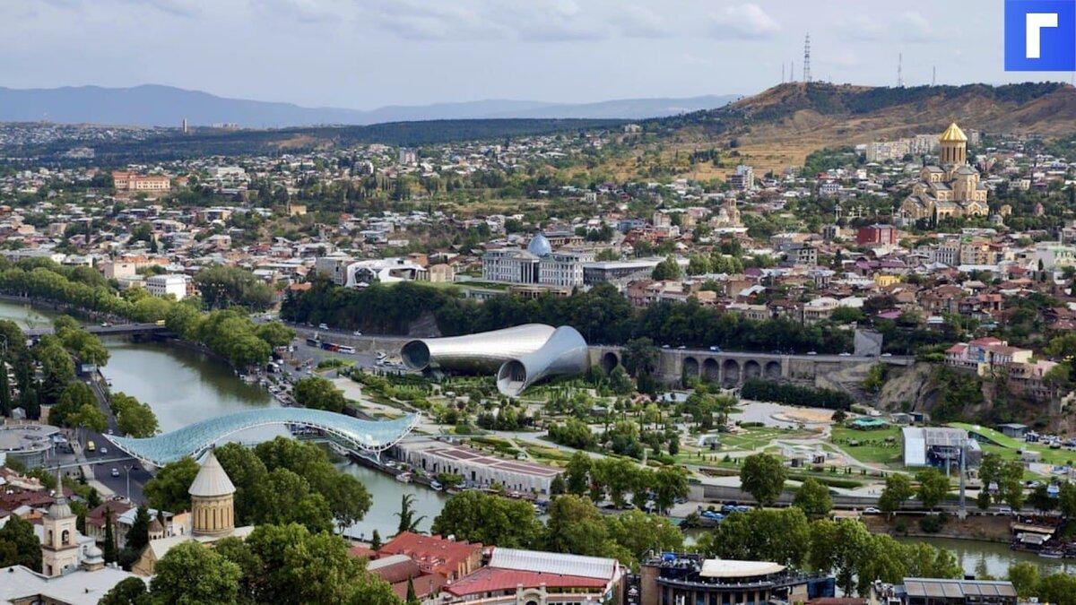 Вооруженные люди захватили заложников в Банке Грузии в Тбилиси