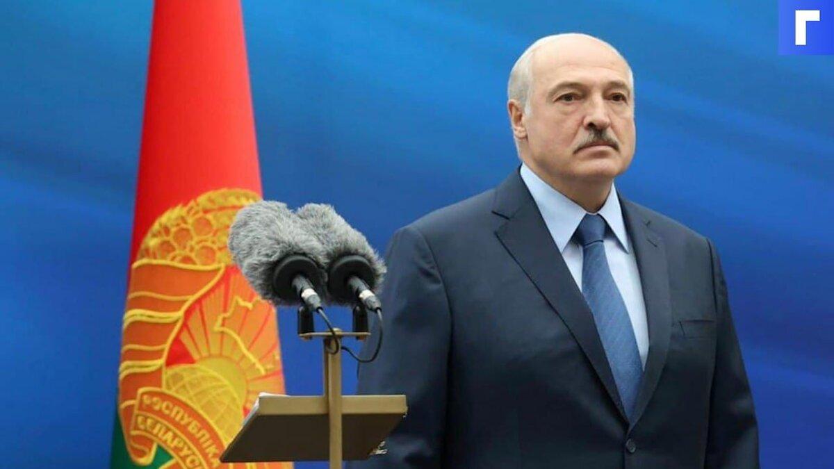 Лукашенко: сообщение о минировании самолета Ryanair поступило из Швейцарии