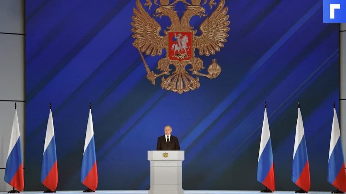Путин заявил, что Украину превращают в антипода России