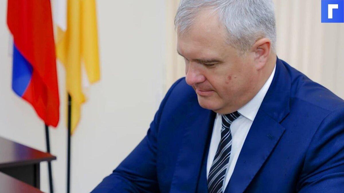 Роман Путин подал документы для выдвижения на выборы в Госдуму