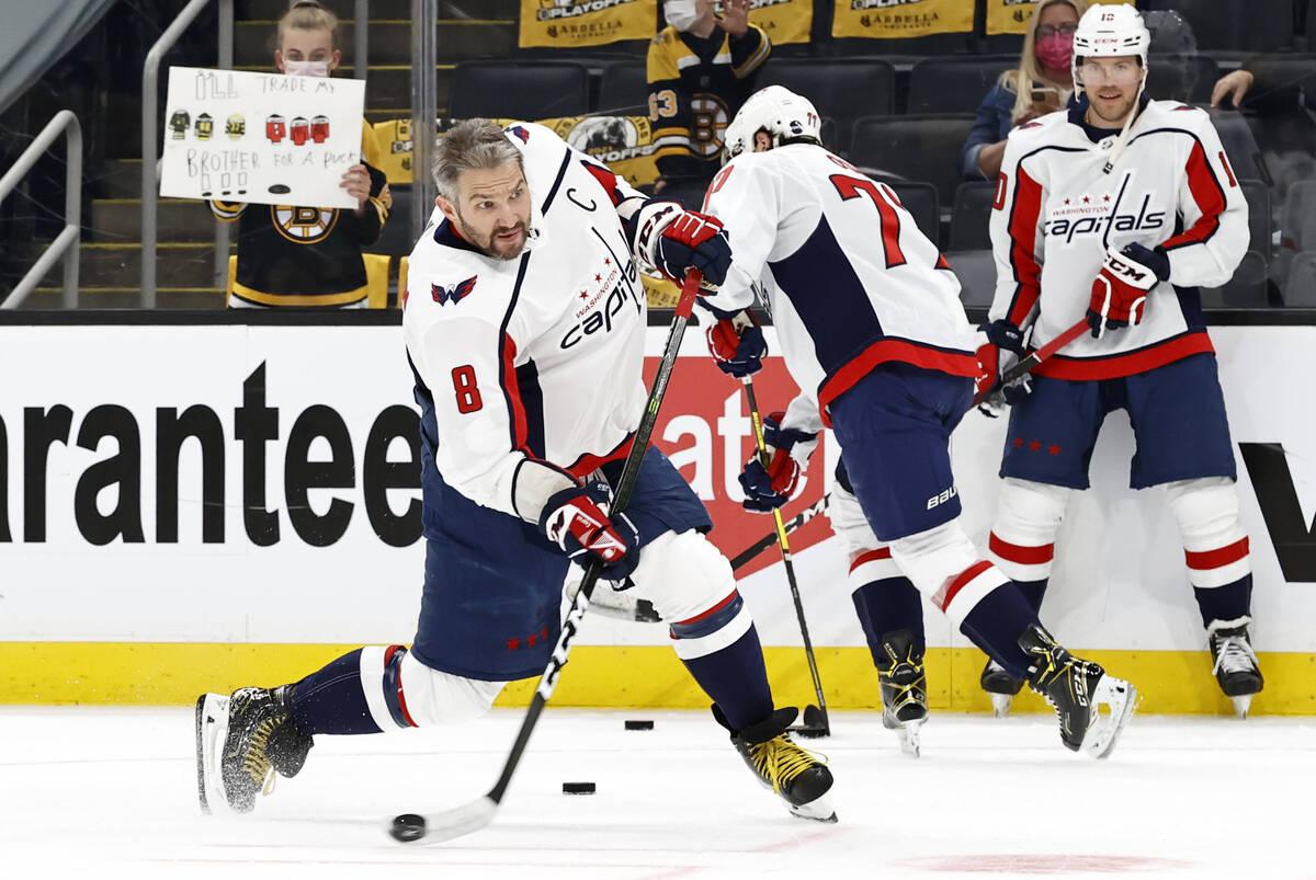 Овечкин вышел на пятую строчку по числу голов в НХЛ, забив 732 гола