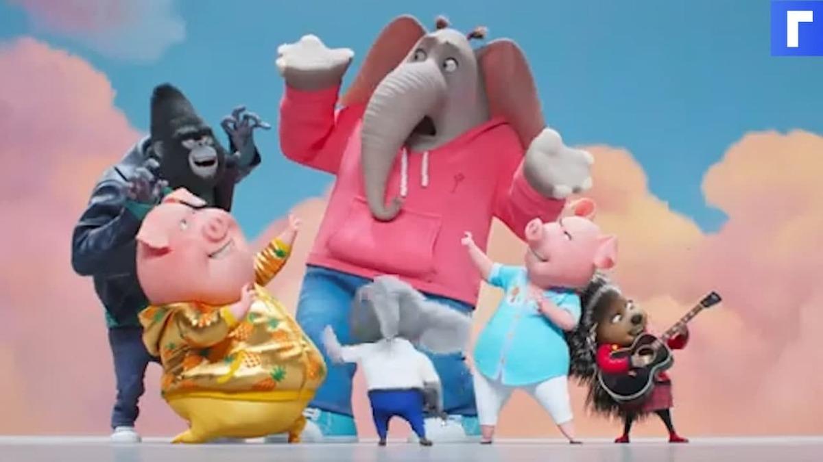 Вышел трейлер сиквела анимационного мюзикла «Зверопой»