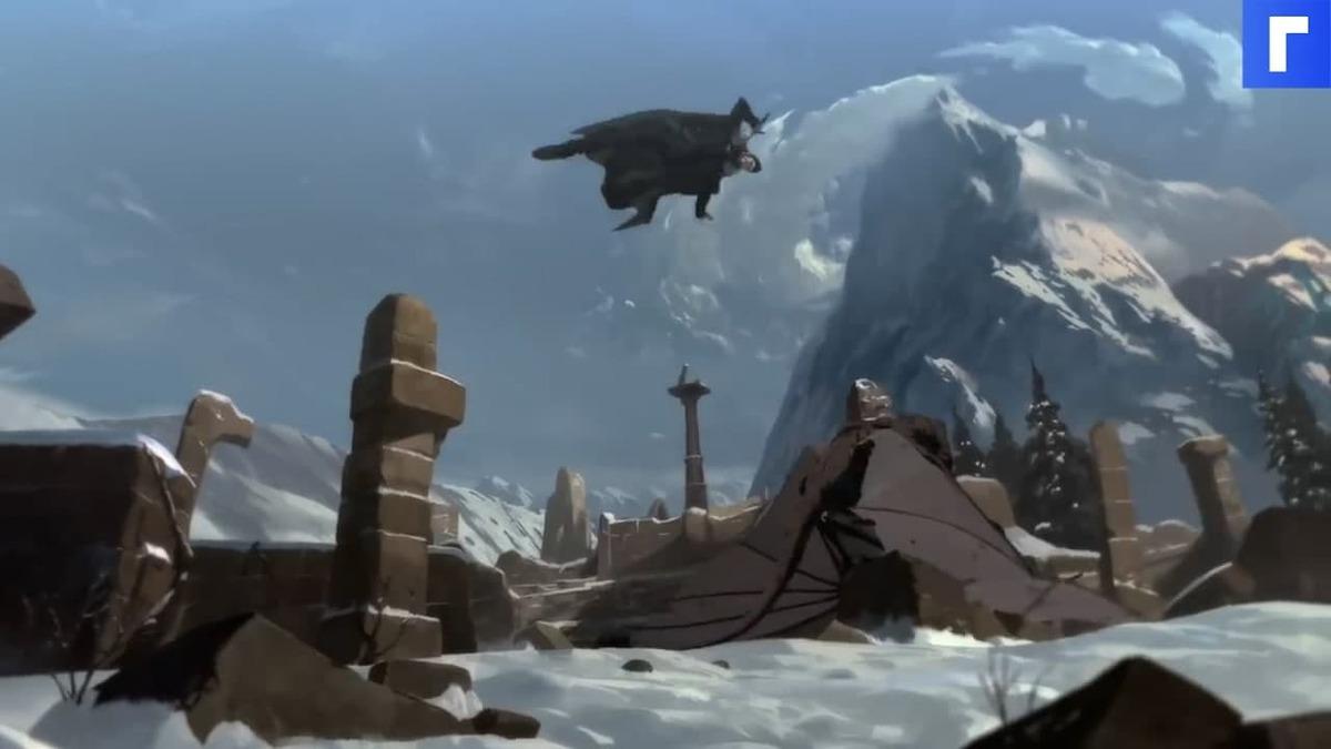Опубликован новый трейлер аниме о приключениях ведьмака Весемира
