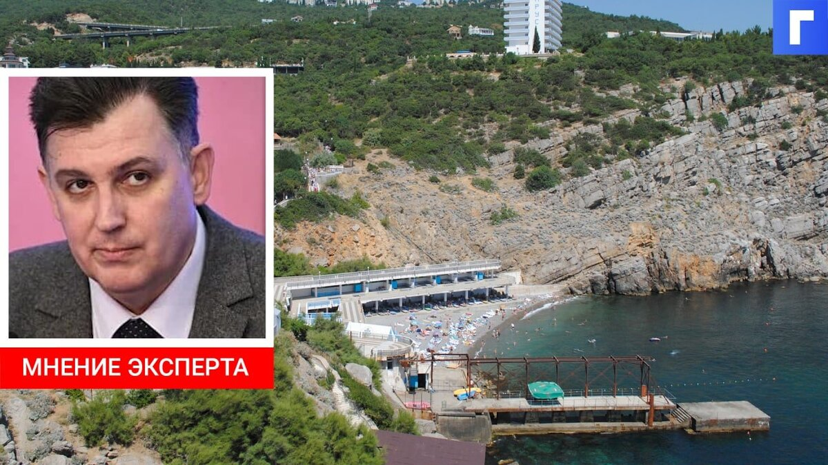 Немецкий депутат назвал водную блокаду Крыма средневековой осадой