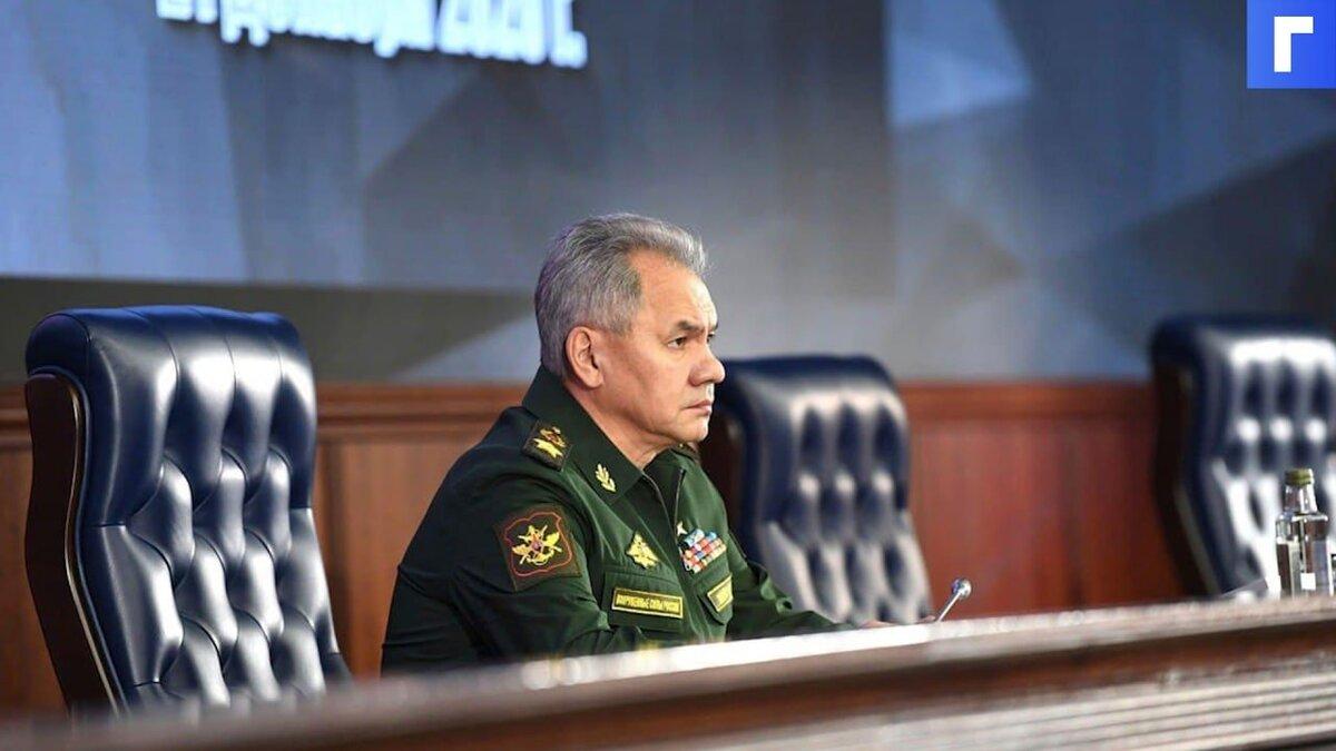 «Вы что, как партизаны-то»: Шойгу провел внезапную проверку московского военкомата