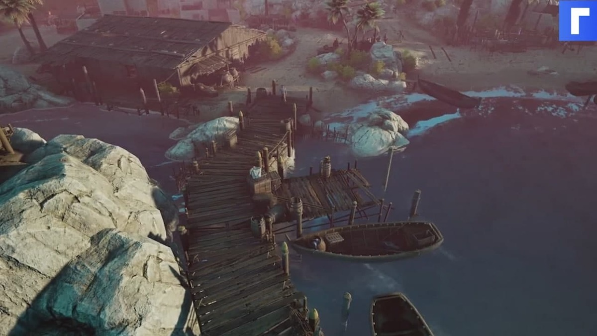 Logic Artists и THQ Nordic выпустили трейлер игры Expeditions: Rome