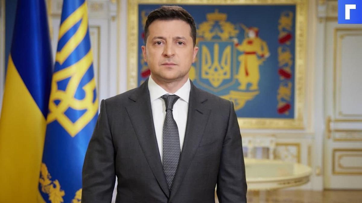 Зеленский ввел санкции против 557 воров в законе