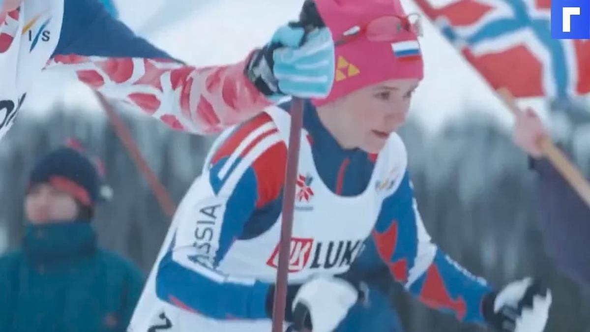 Вышел трейлер фильма о лыжнице-чемпионке Елене Вяльбе