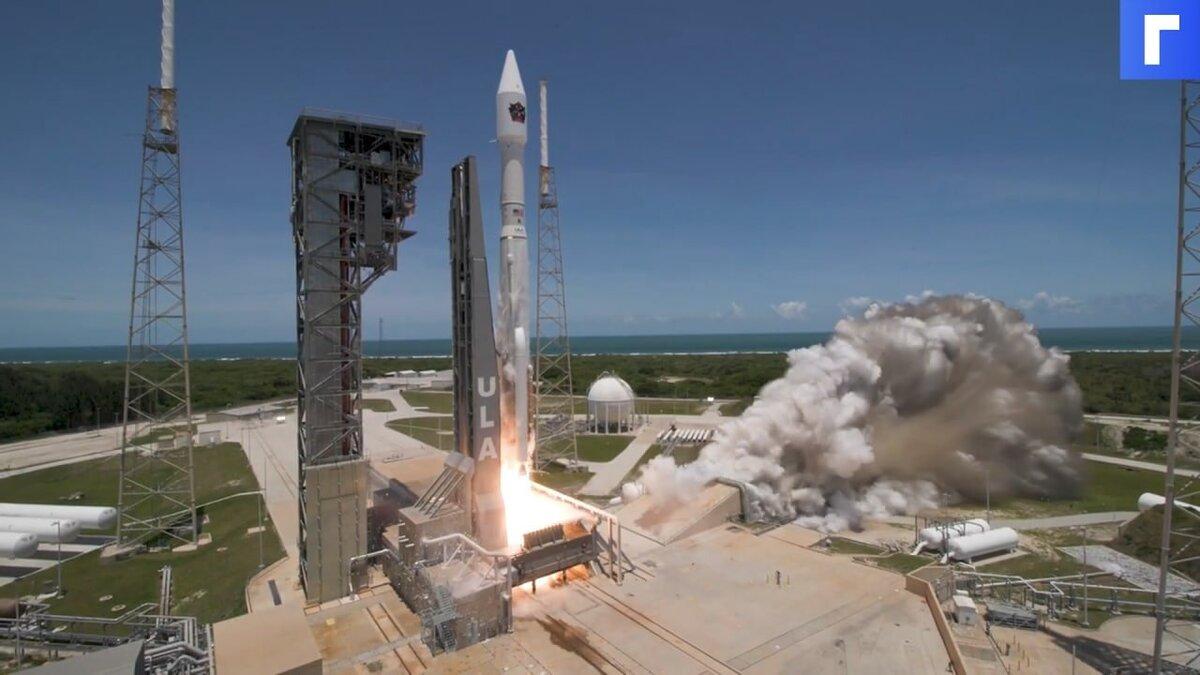 Пятый спутник американской системы предупреждения о ракетном нападении выведен на орбиту