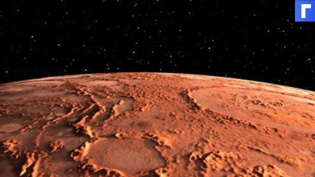 Опубликованы кадры с поверхности Марса, снятые китайским космическим аппаратом
