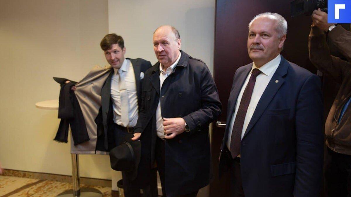 Кандидат в президенты Эстонии Хенна Пыллуааса потребовал от России вернуть территории