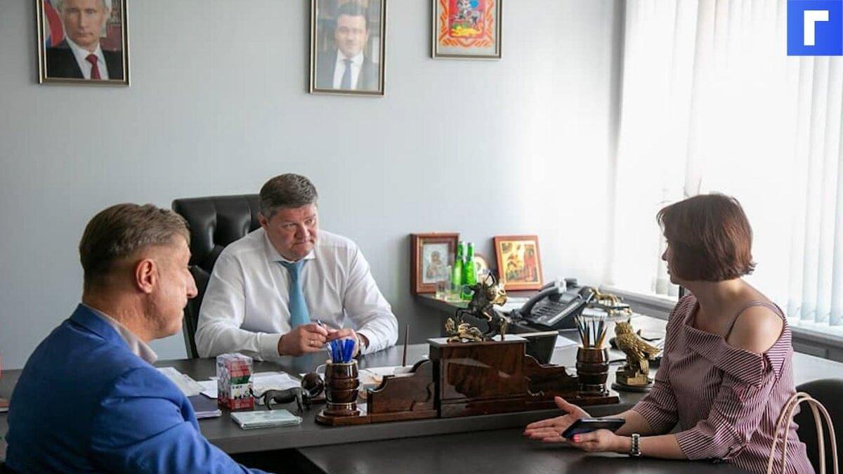 Глава Коломны Денис Лебедев покончил с собой