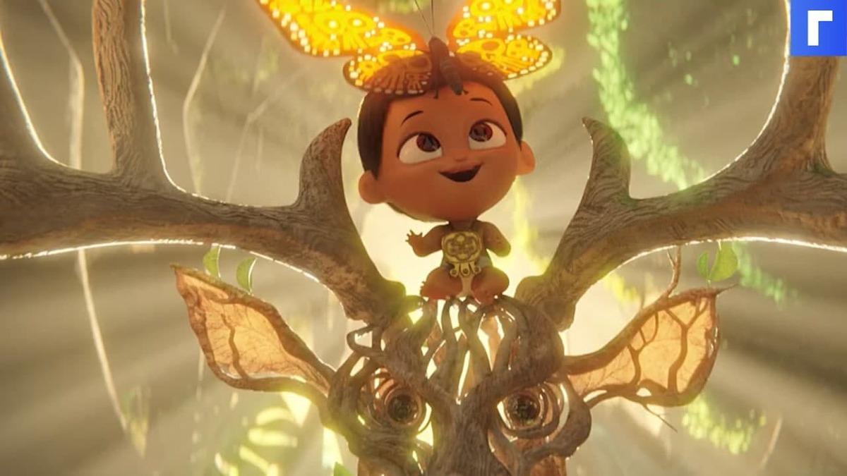 Netflix представил первый трейлер приключенческого мультфильма «Майя и три воина»