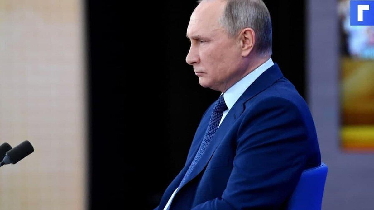 Путин заявил, что Россия «зубы выбьет» всем, кто попробует что-то у нее «откусить»