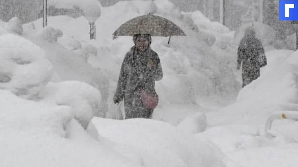 В феврале в Петербурге ожидаются морозы до -20 градусов