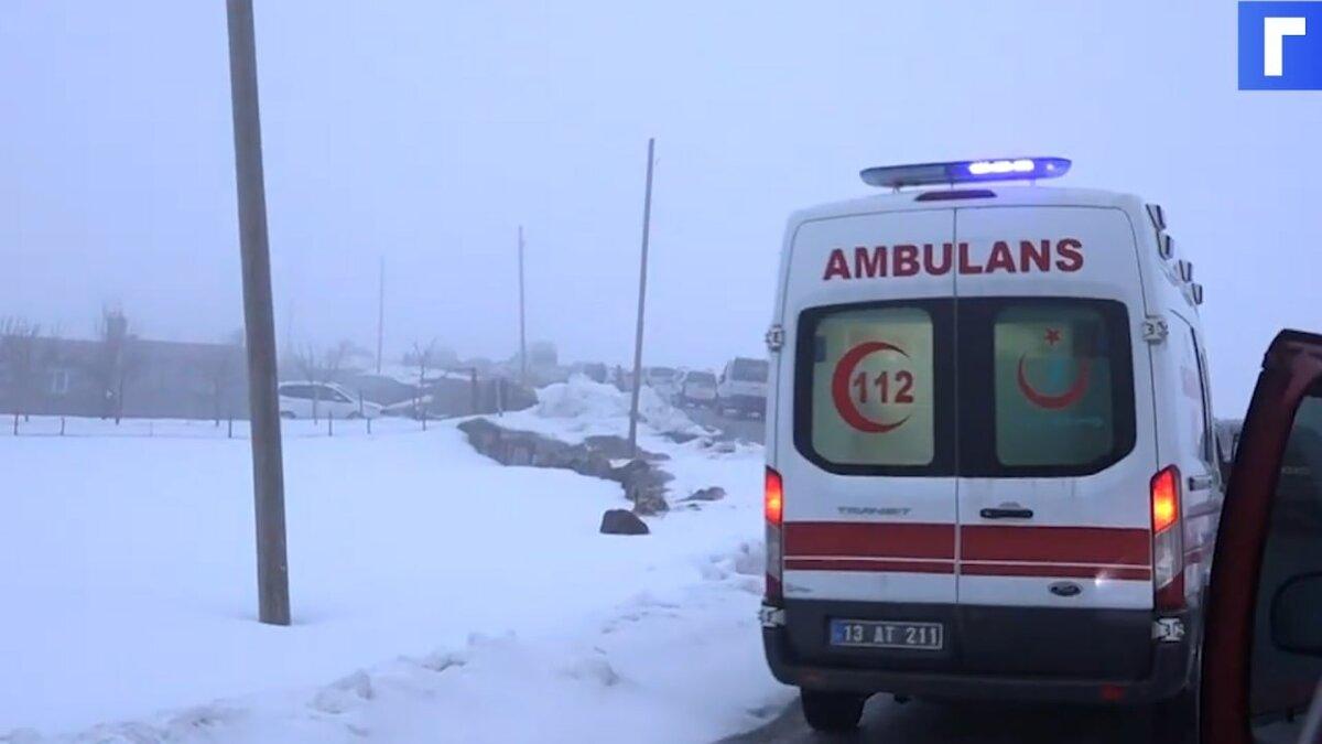 В Турции потерпел крушение вертолет с военными