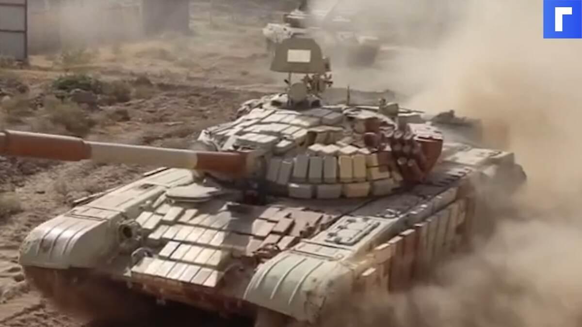 1,5 тыс. военных России и Узбекистана поучаствуют в учениях у границы с Афганистаном